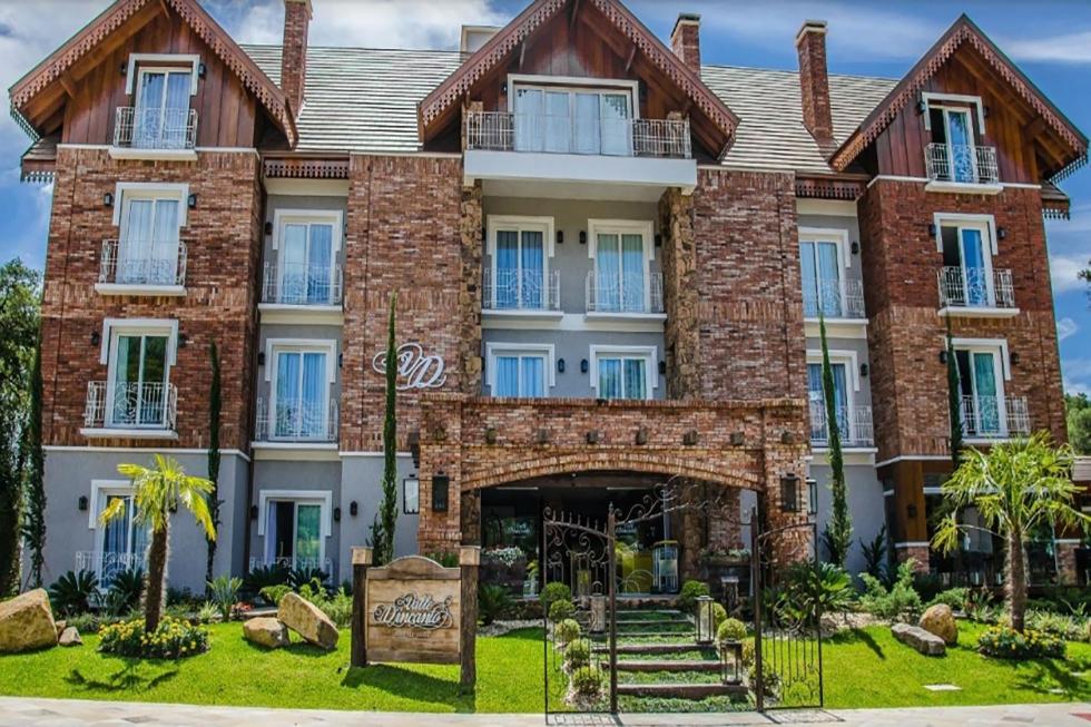 VALLE D'INCANTO MIDSCALE HOTEL, GRAMADO (FOTO: DIVULGAÇÃO)