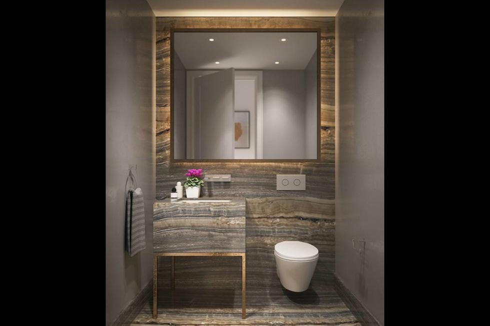 Banheiro principal (Foto: Divulgação)