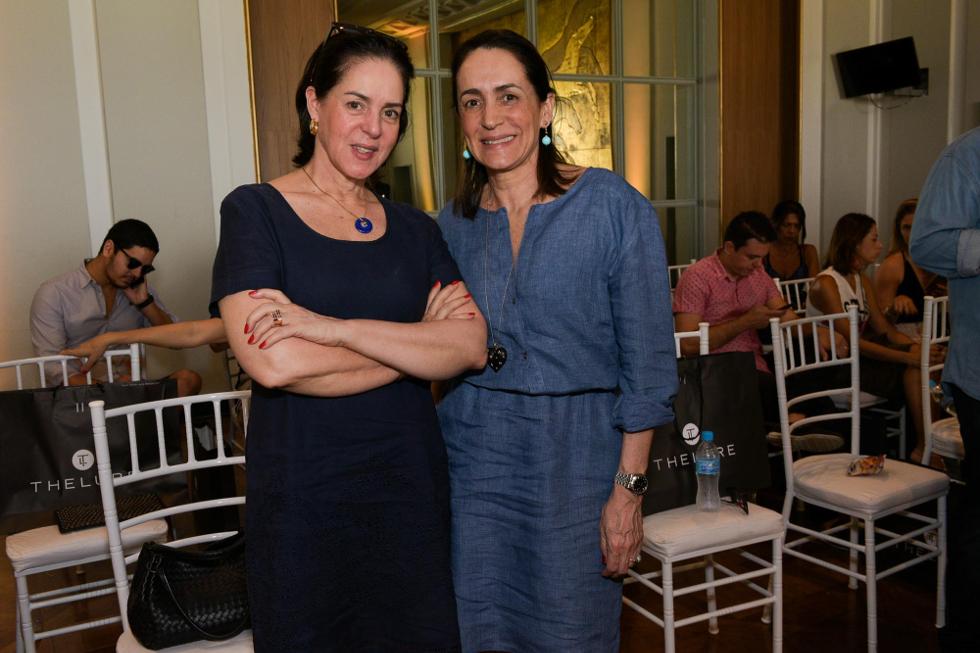 Marcia e Monica Jacintho (Foto: Divulgação)
