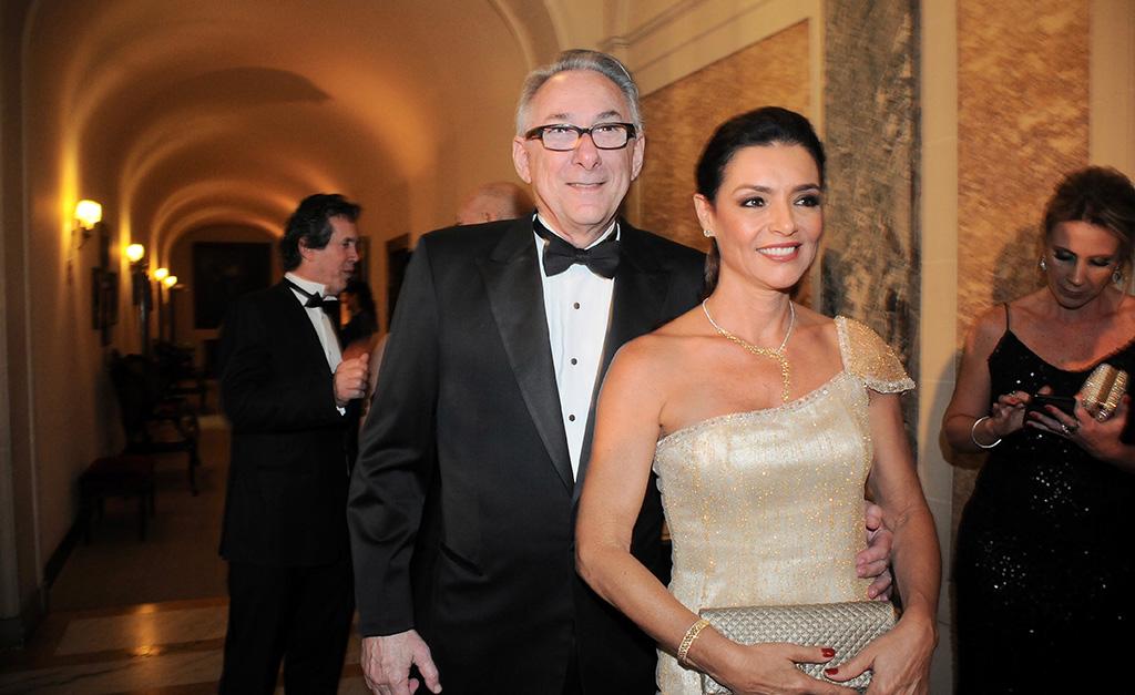 Sandra e Paulo Naddeo