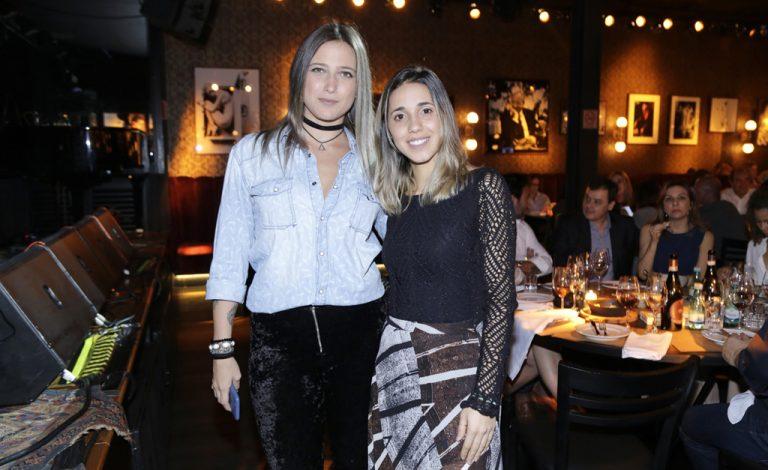 Tatiana Dias e Priscila Waib   Créditos: Waldemir Filetti   Divulgação