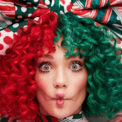 Sia lança álbum 'Everyday is christmas'