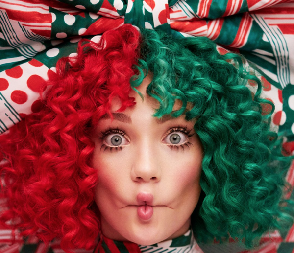 Sia lança álbum 'Everyday is christmas'