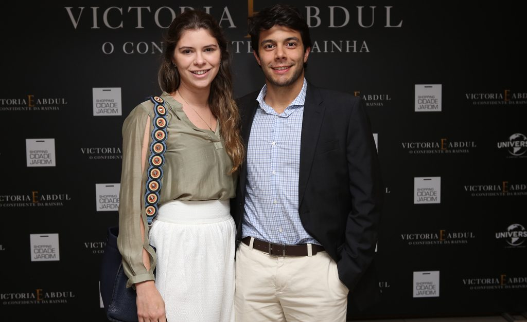 Alice Coutinho e Bruno Donato ll Créditos: kenji Nakamura