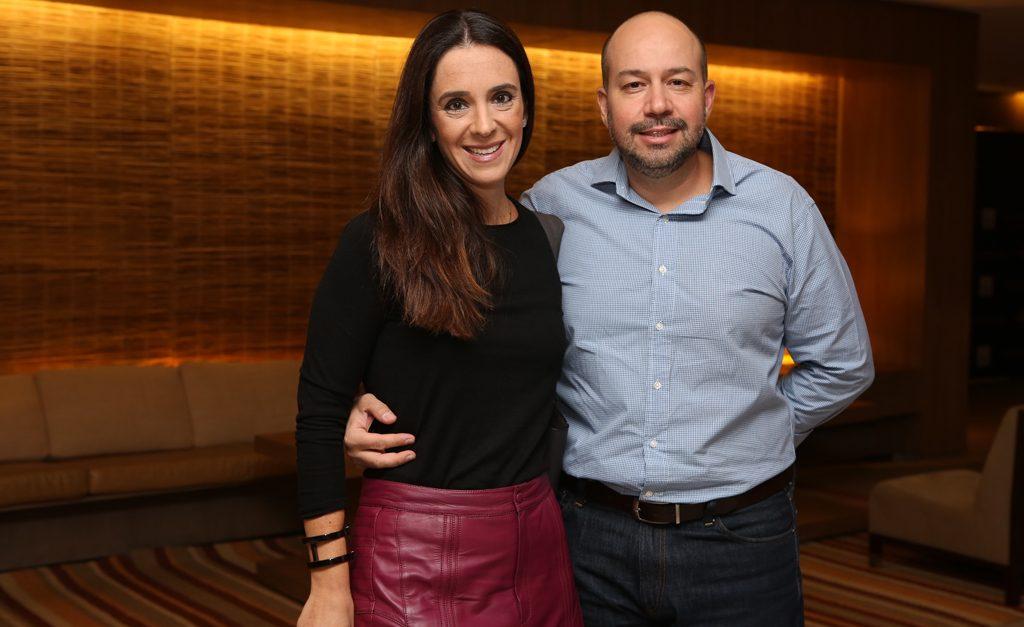 Camila Costa e Marcelo Freitas ll Créditos: kenji Nakamura