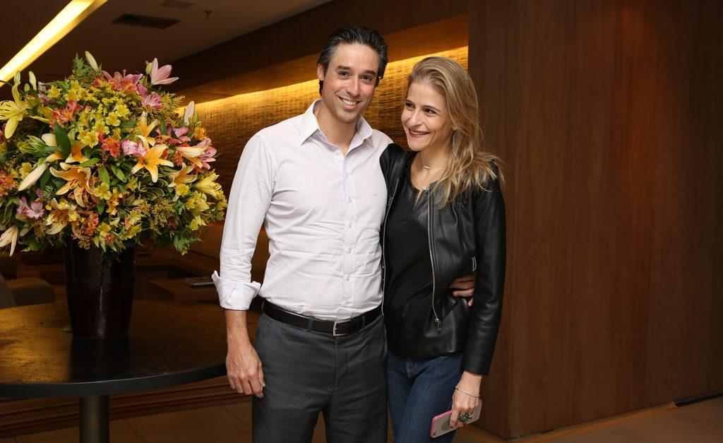 Alberto e Fernanda Meyer ll Créditos: kenji Nakamura