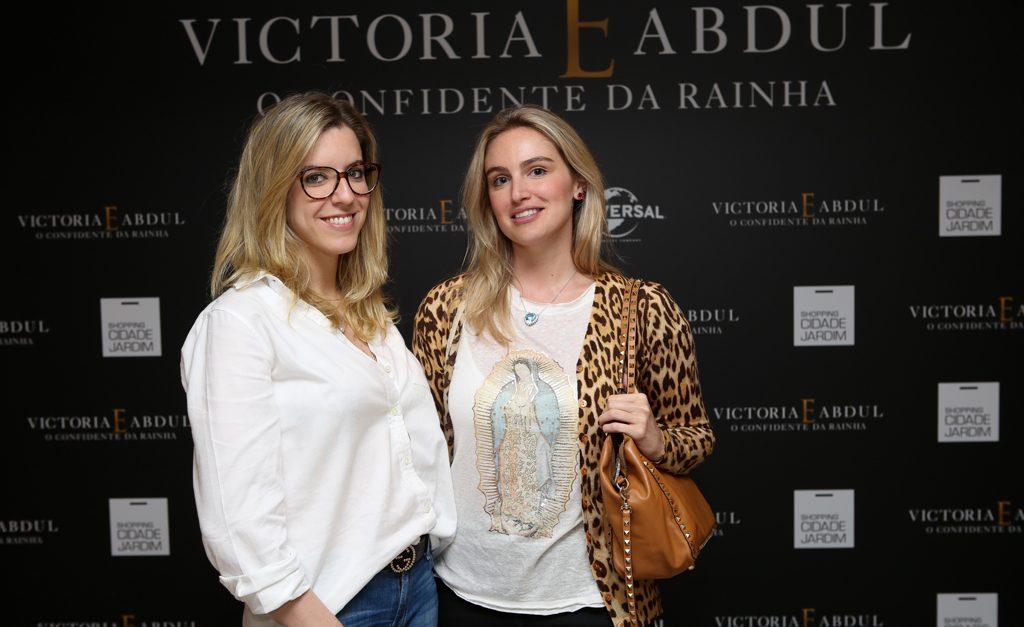 Gabriela Machado de Barros e Adriana Ometto ll Créditos: kenji Nakamura