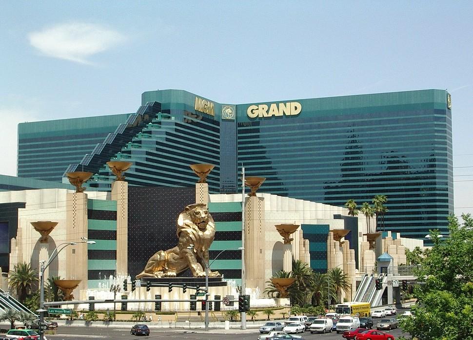 05. MGM Grand - Las Vegas (Foto: Divulgação)
