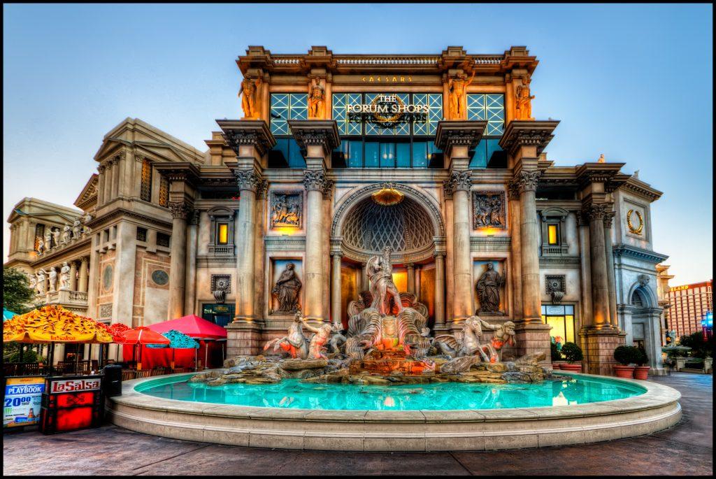 08. Caesars Palace - Las Vegas (Foto: Divulgação)