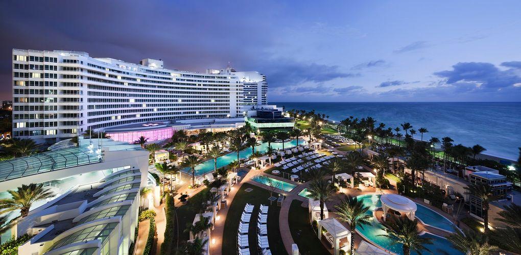 09. Fantainebleau - Miami (Foto: Divulgação)