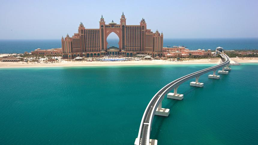 04. Atlantis The Palm - Dubai (Foto: Divulgação)