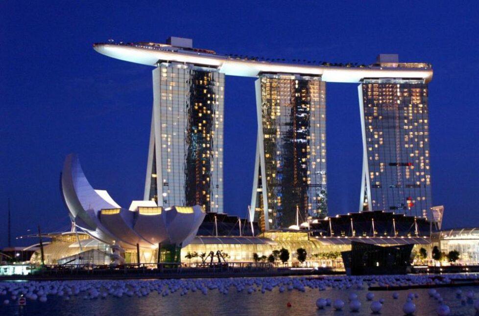 hotel-Marina- Bay -singapura