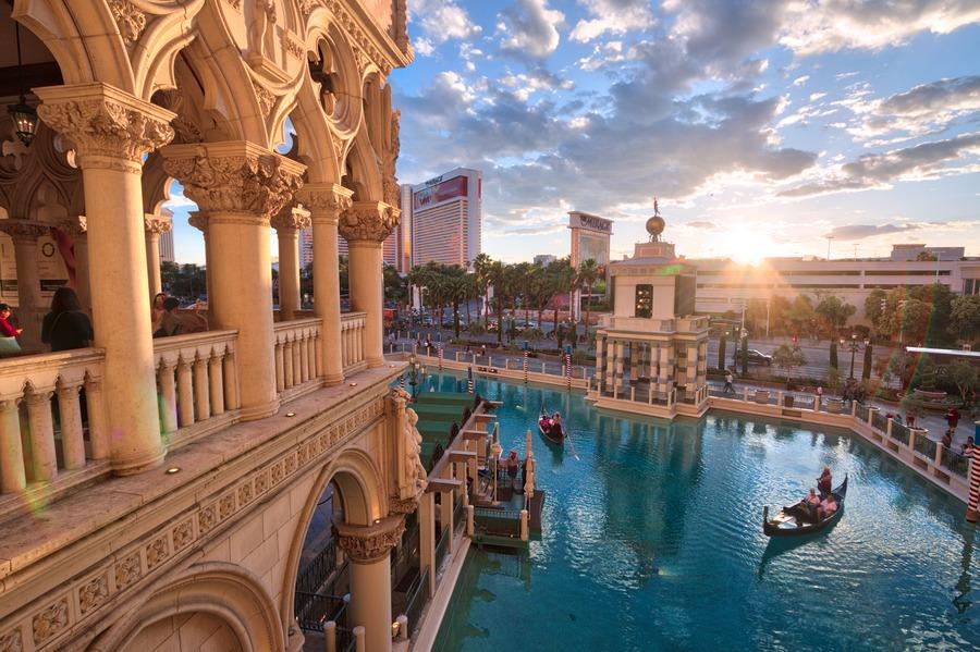 03. The Venetian - Las Vegas (Foto: Divulgação)