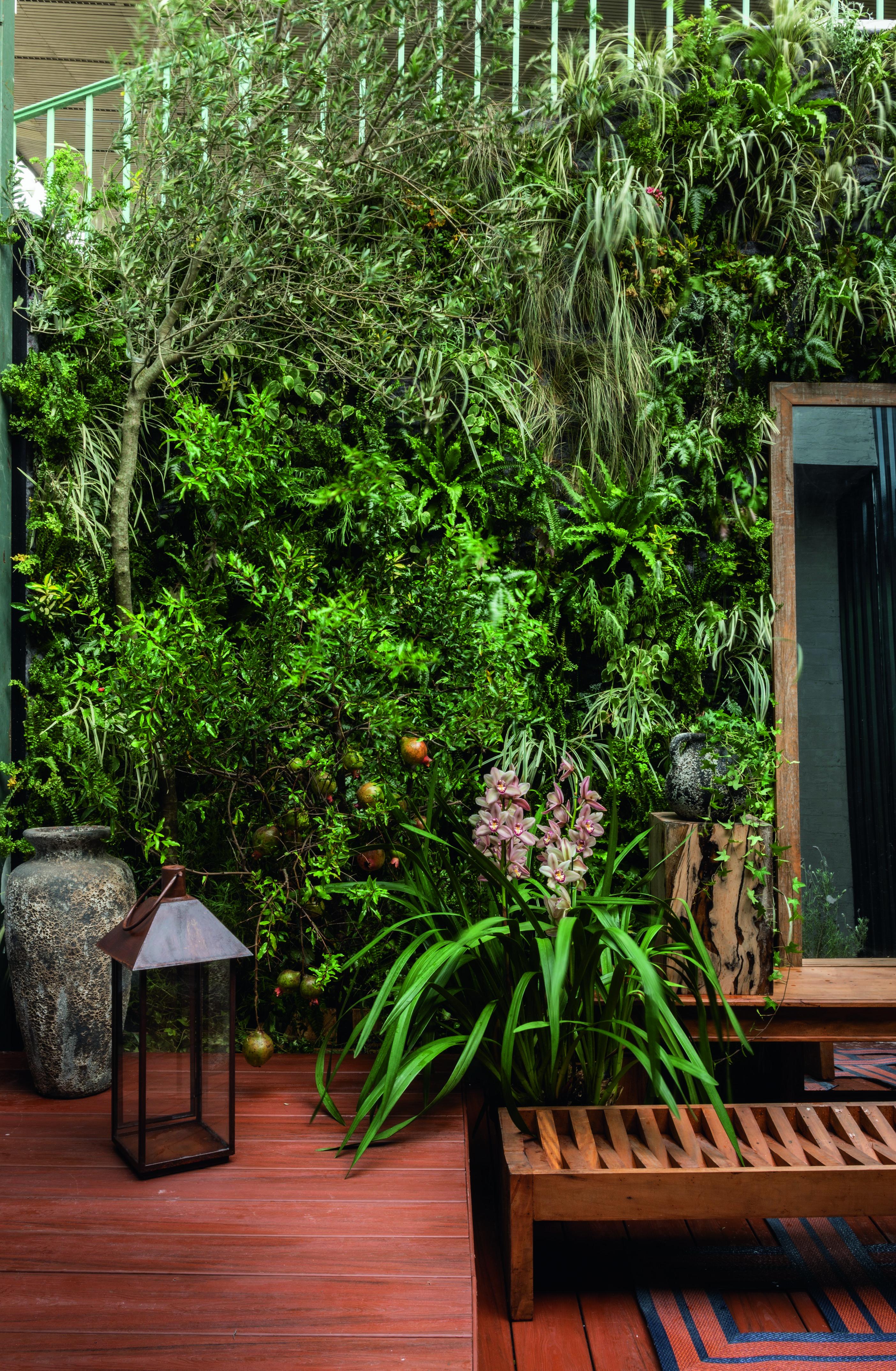Jardim do Entardecer - Vertical por Myrian Marquez - CASACOR SP 2-1