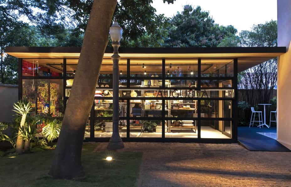 Na Loja CASACOR por Augusta Design / Foto: Divulgação