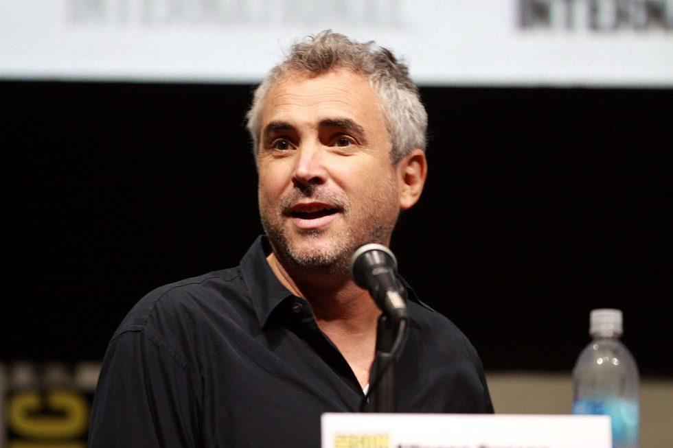 """Alfonso Cuarón, por """"Roma"""""""