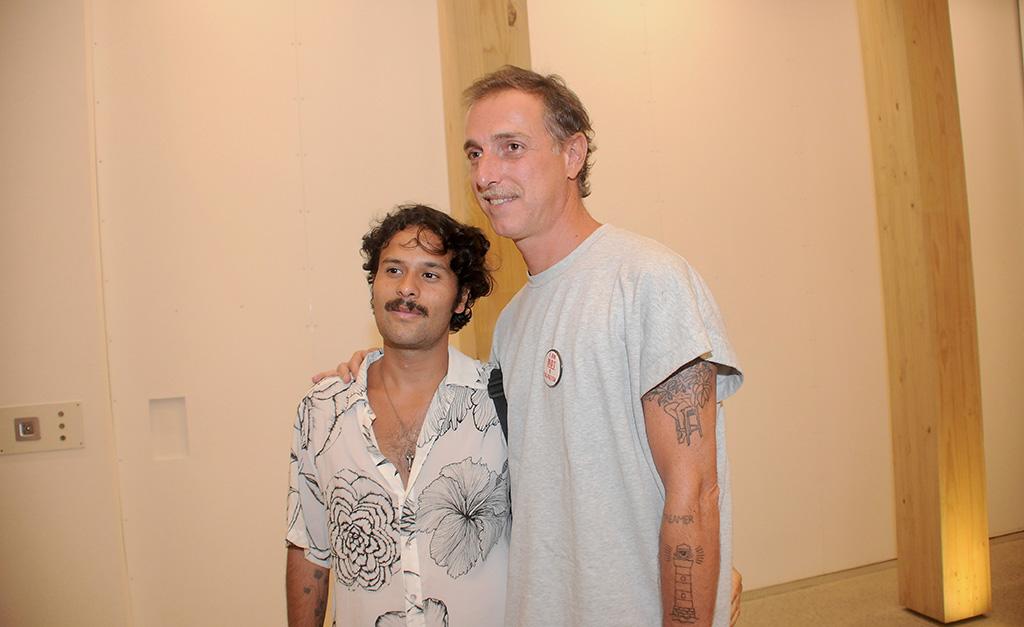 Gabriel Azevedo e Felipe Morozini