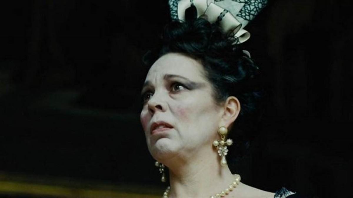 """Olivia Colman, por """"A favorita"""""""