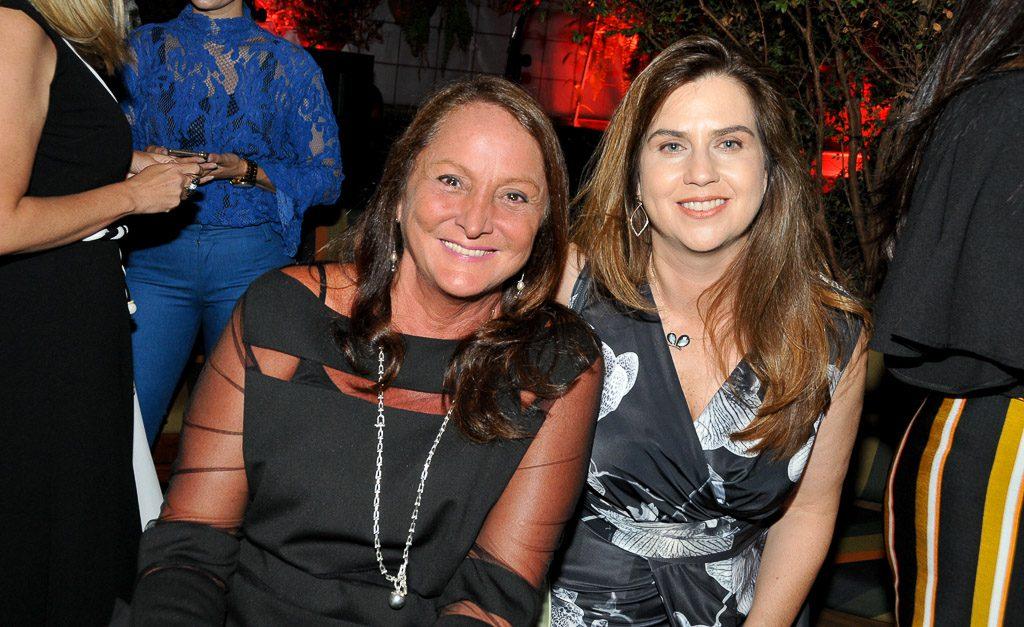 Sonia Hess e Sara Hugnes