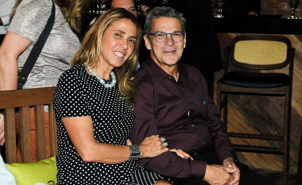 Soraya e Edgard Corona