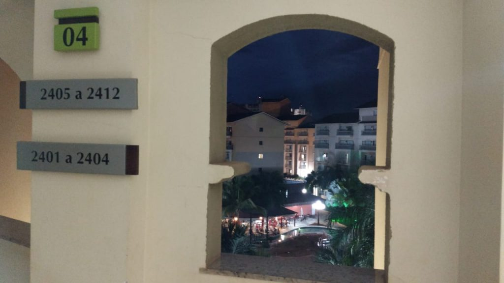 Arquitetura do Nobile Resort Thermas de Olimpia remeta aos arcos mouristas dos riads de Marrocos  - Foto: Ricardo Corona - Cla Cri