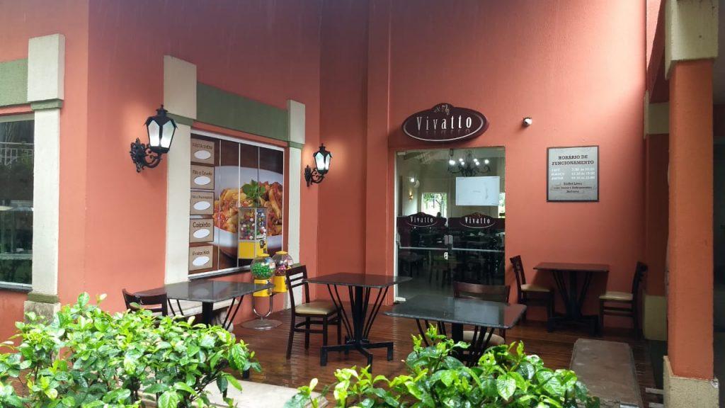Restaurante Vivatto fica dentro do Nóbile Resort Thermas de Olimpia - Foto: Ricardo Corona - Cla Cri