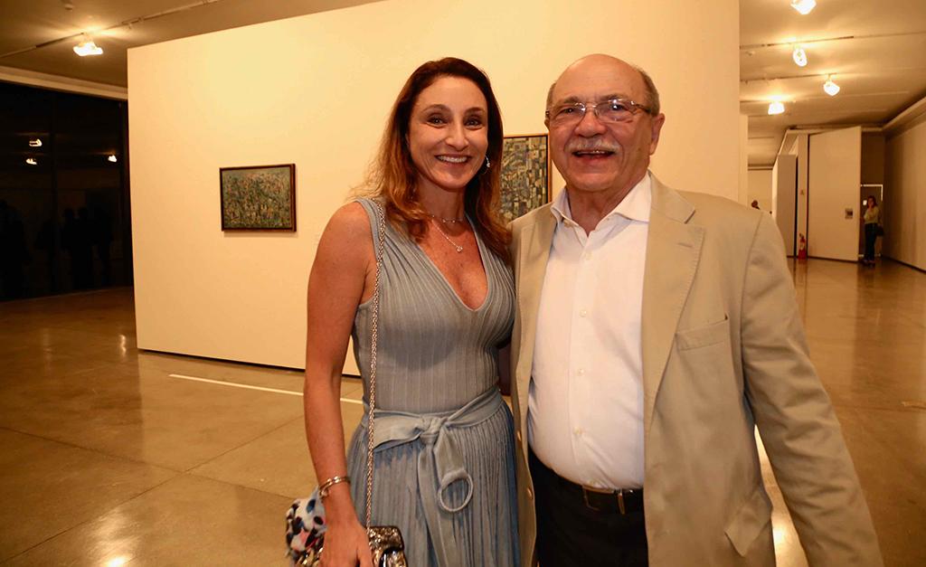 Daniela Villela e Peter Cohn| Divulgação