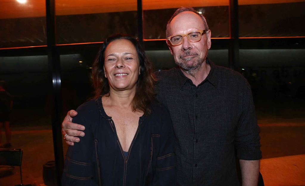 Laura Vinci e Paulo Pasta| Divulgação