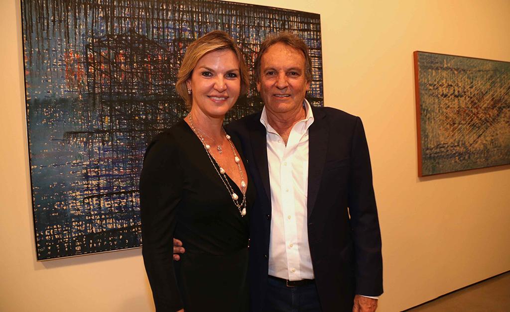 Mariana Berenguer  e Antonio Carlos Pipponzi| Divulgação