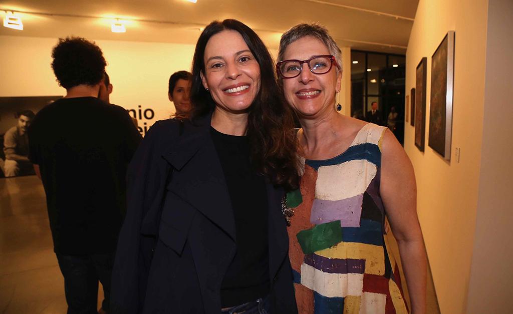 Paula Azevedo e Regina Teixeira da Costa| Divulgação