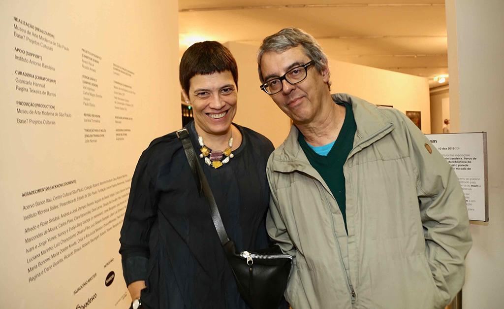 Sandra e Nuno Antunes Ramos| Divulgação
