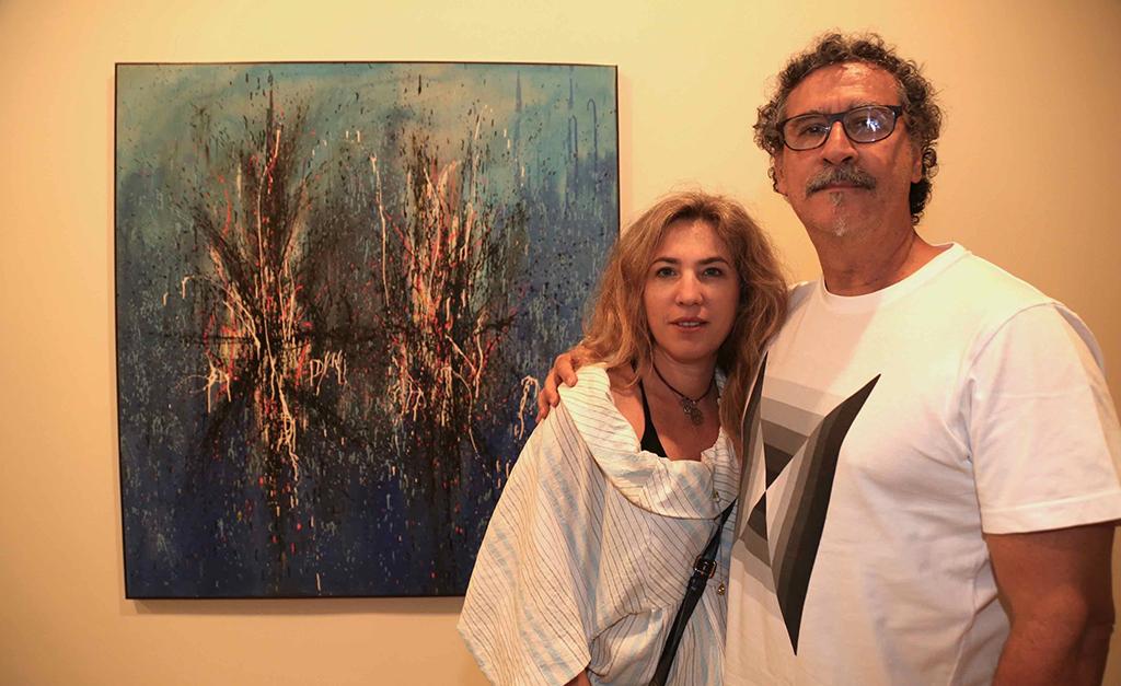 Yael e Claudio Steiner| Divulgação