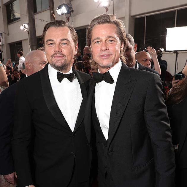 Leonardo DiCaprio e Brad Pitt | Divulgação