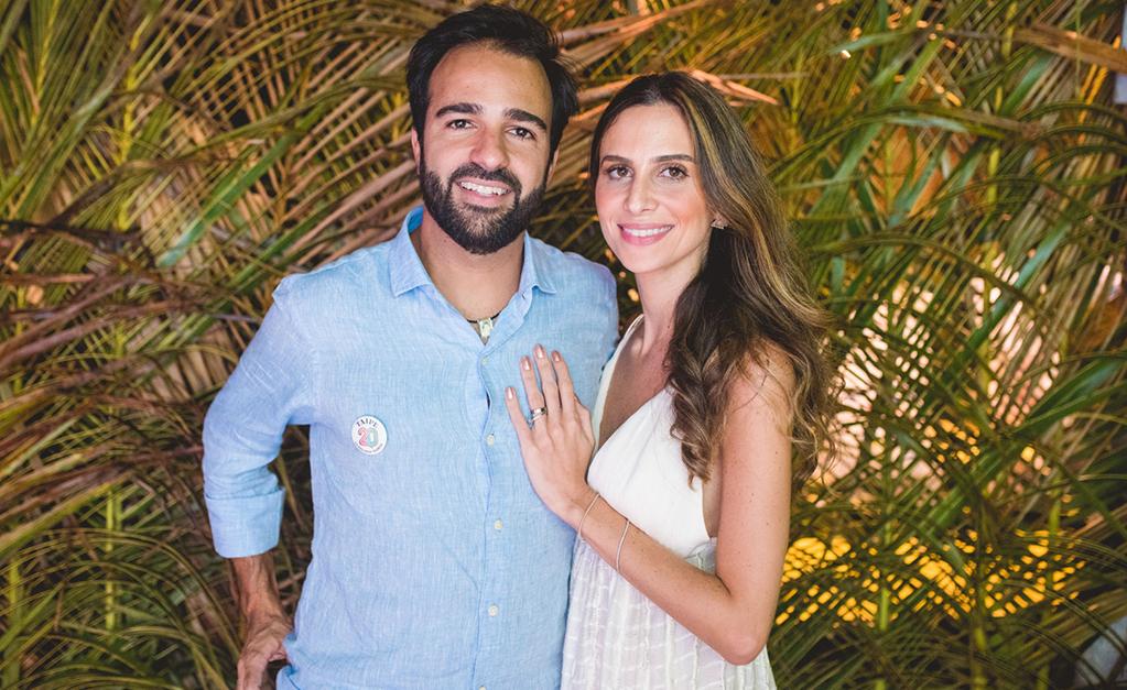 Bruno Dias e Natalia Fusco | Divulgação