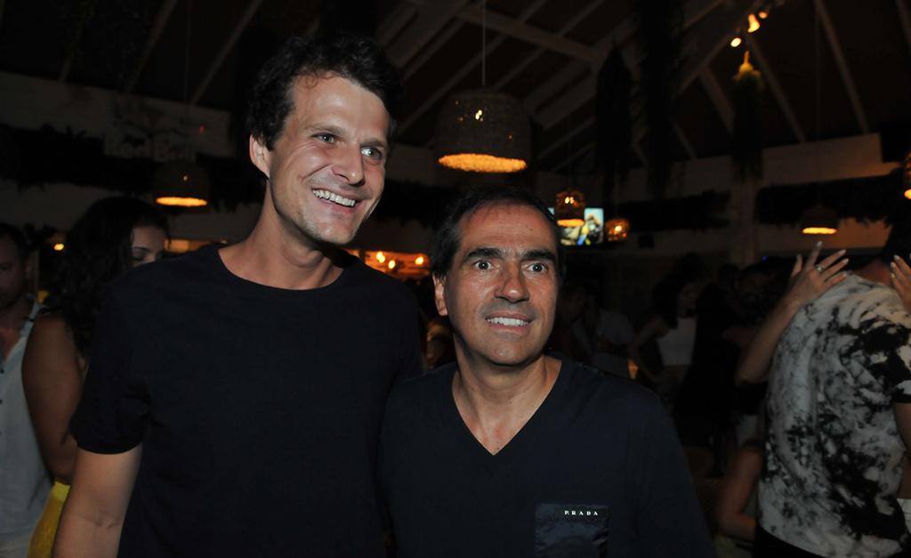Luiz Ruiz e Paulo Paes | Caio Graça