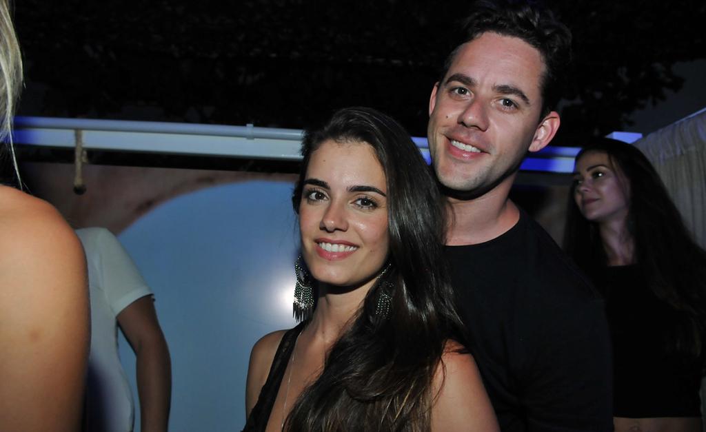 Gabriela Pauletti e Thiago Pereira | Caio Graça