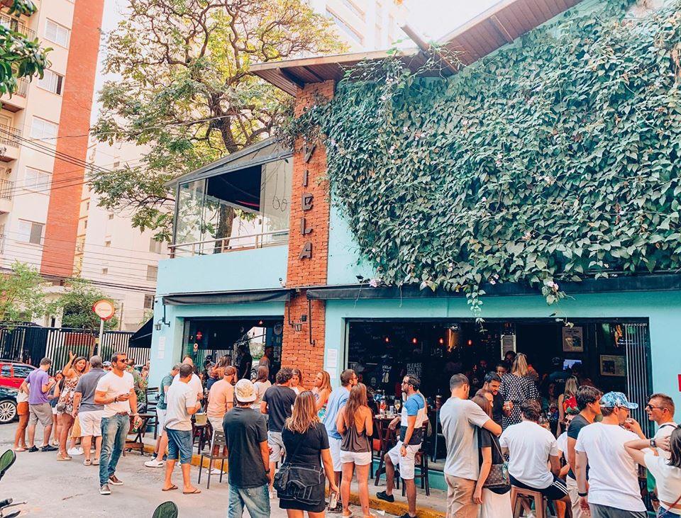 Bar Viela Itaim Bibi